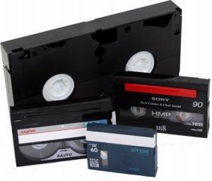 videobanden omzetten naar digitale bestanden